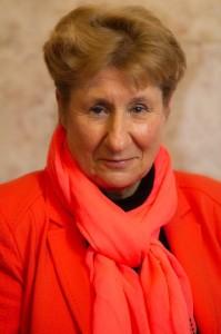 Marianne Cazemier (Vlissingen), vice-voorzitter en lid van het besturenoverleg Boven de Schelde.