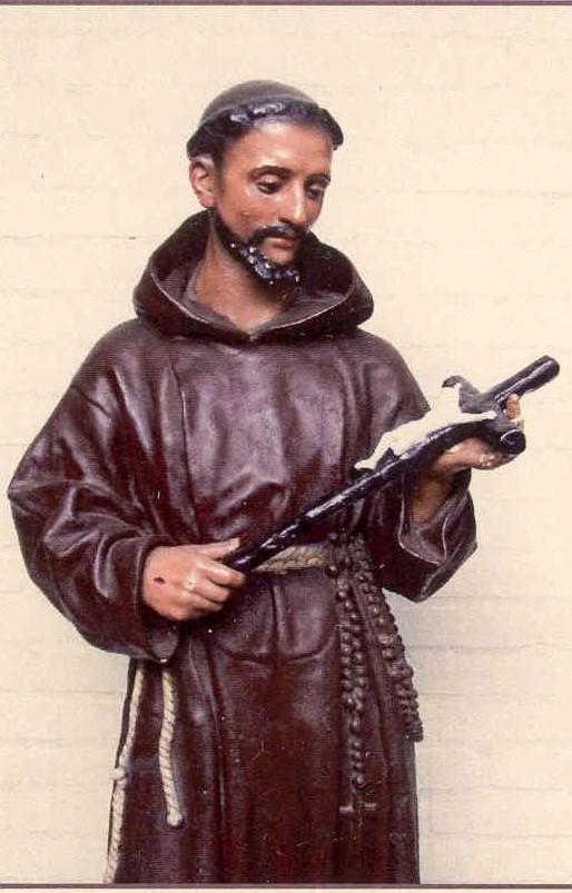 Citaten Franciscus Van Assisi : Uitnodiging voor dopelingen en hun ouders h maria